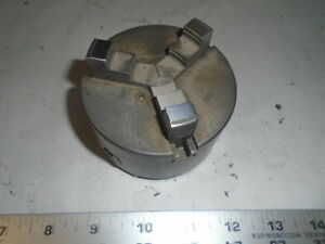 Machinist Lathe Mill Machinist Jewelers Lathe 3 1 4 3 Jaw Self Centering Chuck