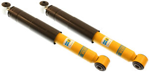 2 Bilstein Shock Absorbers Rear 87 95 Porsche 924 944 968 36mm Monotube Shocks