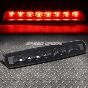 For 05 09 Ford Mustang Led Third 3rd Tail Brake Light Stop Parking Lamp Smoked