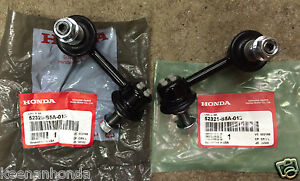 Genuine Oem Honda Civic Rear Sway Bar End Link Kit 2001 2005 Links Set