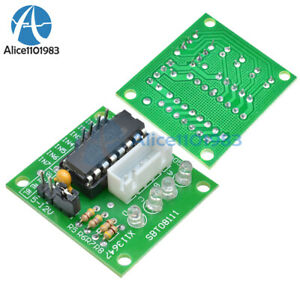 5pcs Uln2003 Stepper Motor Driver Board Module 5v 12v For Arduino Avr Ar m
