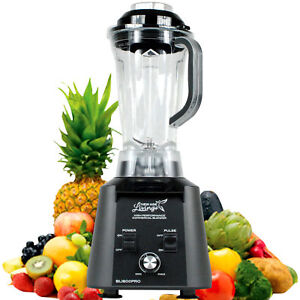 New 3 5hp High Performance Pro Commercial Fruit Smoothie Juice Blender Mixer E