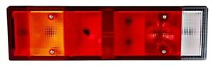 Tail Light With License Lamp Left Fits Iveco Eurocargo Stralis 2003