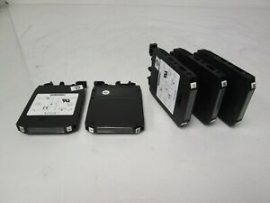 Lot Of 5 Entrelec 8014 25 Optocoupler Modules 4 5 5 5vdc In 60vdc 1a Out