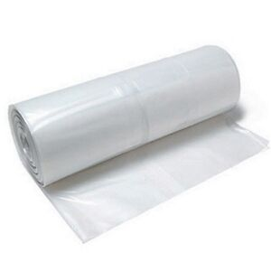 Plastic Poly Sheeting 10 X 100 6 Mil Visqueen Roll