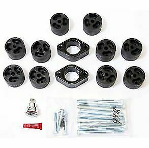 Performance Accessories 992 2 Body Lift Kit For 2007 2011 Jeep Wrangler Jk