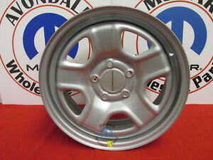 Jeep Compass Patriot Replacement Steel Wheel New Oem Mopar