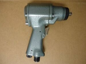 Pneumatic Air Impact Wrench Npk Nd 6pc 3 8 Square Drive