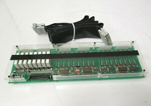 Keithley Ssio 24 Relay Board W 8x Gordos Sm idc5 Output Modules 3 3 32vdc 34ma