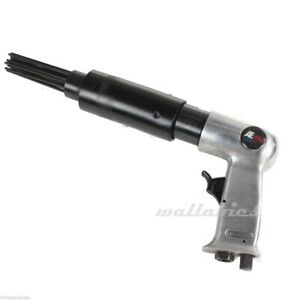 Pistol Grip Design Clean Rust Corrode Remove Air Needle Scaler Pneumatic Tool