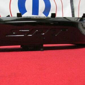 Jeep Grand Cherokee Srt Bumper Trailer Hitch Trim Bezel W hardware New Oem Mopar