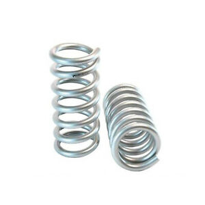 St Suspensions 68507 Set Of 2 Front 1 Lowering Coil Springs For Nova Firebird