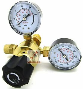 Argon Co2 Regulators Gauges Welding Cga580 Miller Lincoln Mig Tig