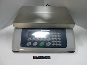 Mettler Toledo Bba 462 15 la Compact Scale 240v 15kg Capacity see Details