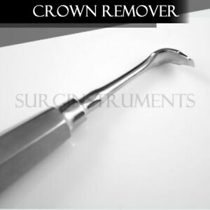 Christensen Crown Remover 90 Degree Angled Hexagon Hdl Crch2 Dental Medical