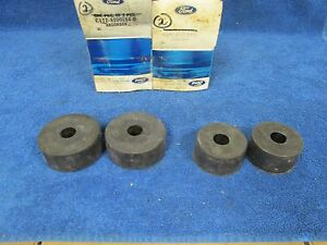 1964 66 Ford Truck Upper Rear Cab Absorber 4 Nos Ford 216
