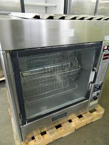Henny Penny Model Tr 6 Electric Countertop Rotisserie Ribs Chicken Roast Fish