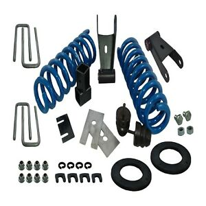 Ground Force 9988 Complete Lowering Kit For Ford F 150 4wd Super Cab super Crew