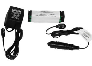 Garrett Rechargeable Battery System For The Infinium Ls And Sea Hunter Mark Ii