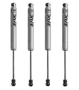 Fox Shox Front Rear 2 0 P S Smooth Body Ifp Shock For Dodge Ram 2500 3500 4wd