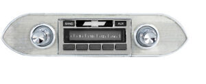 1962 63 64 65 Nova Chevy 2 Usa 230 Radio Aux Mp3 200 Watt