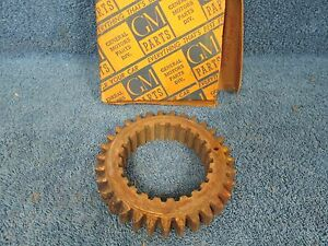 1937 39 Chevy 3 Speed Transmission 1st And Reverse Gear Nos Gm 316