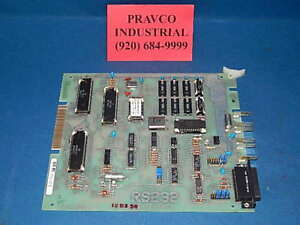 Superior Electric 10d004 Interface Board Modulynx Rs232 Serial No 00405 Kit