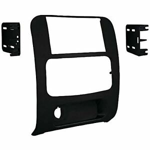 New Metra 95 6524b Double Din Dash Install Kit For 2002 2007 Jeep Liberty