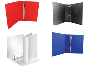 A4 Presentation Ring Binders 4d Ringbinder File Folder Multi Buy Discounts