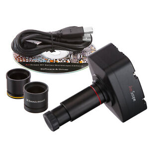 Amscope Ma300 3mp Microscope Digital Camera For Windows And Mac