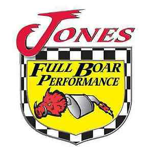Jones Exhaust Mf2149 Stainless Steel 5 x8 Oval Muffler 2 25 In outlet