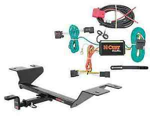 Curt Class 1 Trailer Hitch Wiring W Old style Ball Mount For Chevy Cruze