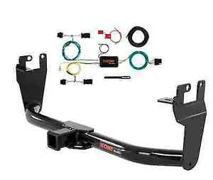 Curt Class 3 Trailer Hitch Wiring For Jeep Renegade