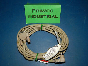 Allen Bradley 2711 nc21 Series A Panel View To Micrologix Communication Cable