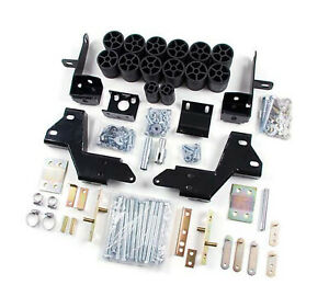 Zone Offroad C9315 Body 3 Lift Kit For 00 05 Chevy gmc Suburban tahoe yukon Xl