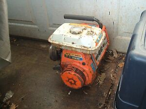 Will Not Ship Kubota Gas Engine Motor Runs Good No Elec mini Bike Go Cart Motor