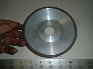 Machinist Tools Lathe Mill Machinist 6 Diamond Grinding Wheel 1 1 4 Bore