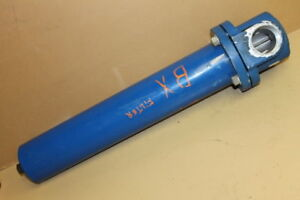 Filter Housing Compressed Air Pneumatic 2 250 Psi Max A15 80 bx Parker