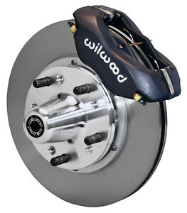 Wilwood Disc Brake Kit front 65 72 Cdp C body 11 Rotors calipers dodge plymouth