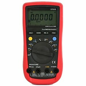 New Uni T Ac Dc Modern Digital Auto Ranging Multimeter Multitester True Rms