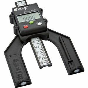 New Wixey Wr25 Mini Digital Height Gauge Free Shipping