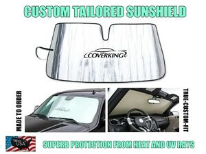 Coverking Custom Fit Sunshield Windshield Sunshade For Suzuki Samurai