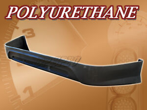 For 11 12 Chevy Cruze T 1 Rear Bumper Lip Body Spoiler Kit Polyurethane Pu
