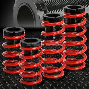 For 93 97 Ford Probe mx6 Red 1 3 Adjustable Coilover Suspension Lowering Spring