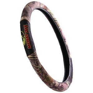 Signature Products Mossy Oak Steering Wheel Cover Mossy Oak Country