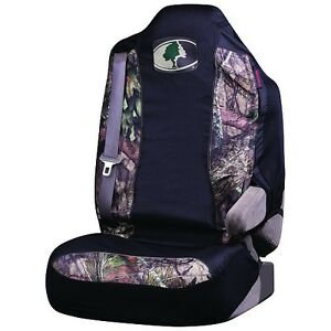 Signature Products Mossy Oak Universal Seat Cover Mossy Oak Country