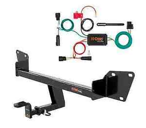 Curt Class 1 Trailer Hitch Wiring W Old style Ball Mount For Chevy Volt