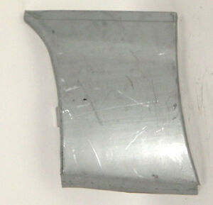 1967 1976 Plymouth Duster Passenger Side Front Fender Repair Section
