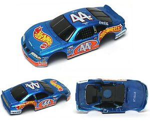 1998 TYCO Hot Wheels Kyle Petty Coca-Cola #44 HO Slot Car Wide BODY ONLY 33569
