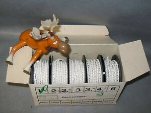 Numerical Wire Markers Size 1 5 The 9 Box Of 5 Reels